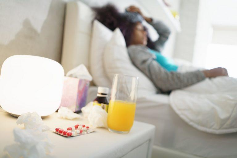 grypa przyczyny