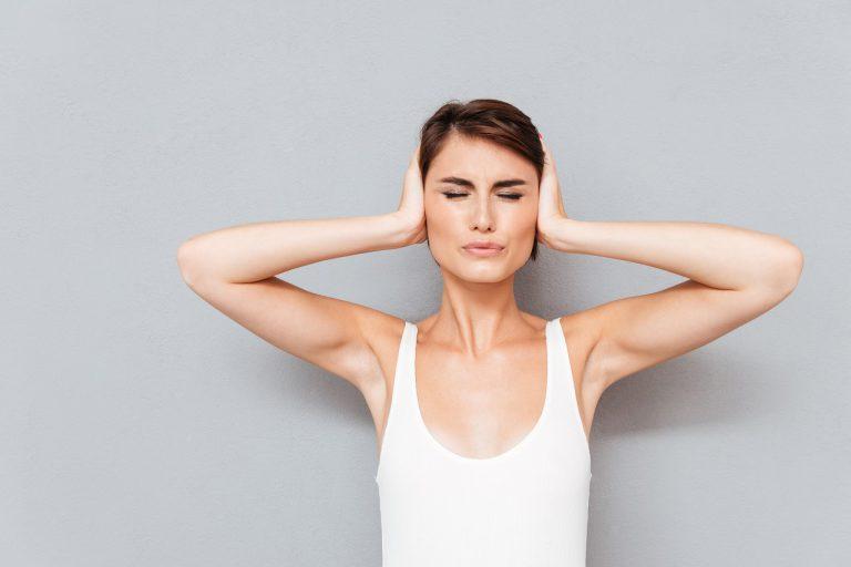 zapalenie ucha środkowego przyczyny