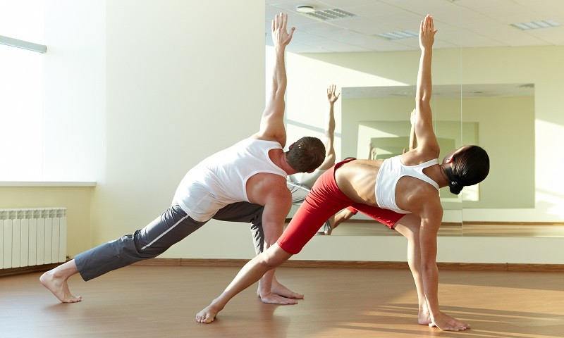 ćwiczenia na rozciąganie